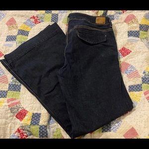 American Eagle denim trousers